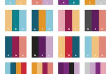 Colour Combinations Art