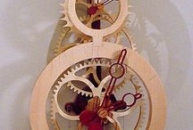 Gear, Clock & Watches / Making clocks, tools, designs , application