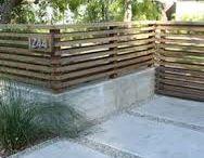 Garden/ Fence