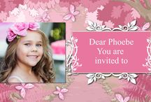 Personalised Party Video Invitations