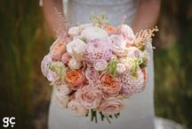 Bridal Bouquets / A selection of bouquets carried by Bury Court brides.
