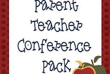 Parent/Teacher Conference / by Jessica Mitchell