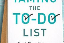 Taming the To-Do List / Taming the To-Do List: How to Choose Your Best Work Every Day by Glynnis Whitwer || how we manage our time || procrastination || Combining practical, easy-to-apply advice with solid research and biblical truth, this book is a compassionate yet challenging message of hope for those struggling to choose their best work over busy work.