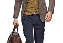 A Man's World / Fashion - a statement of style!