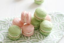 Colors ~ Pink and Green