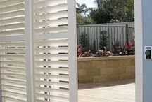 General Exterior Window Treatments / Check out our range of custom-made outdoor blinds, shutters and awnings to get inspiration for your home. You could be relaxing outdoors all year round!