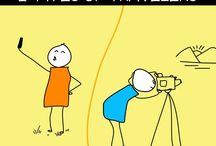 2 types of Travelers