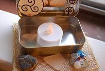 Travel Goddess Altars