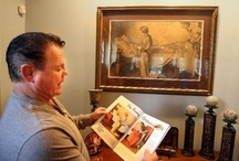 Jerry Lawler's Art Collection / by Commercial Appeal