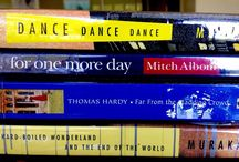 Book spine poetry / A cool way to promote books and poetry