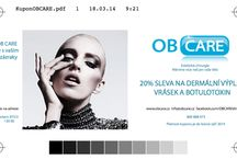 work  for OB CARE /roll up & voucher/ / work for www.obcare.cz