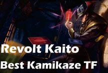 Revolt Kaito / THE 80 SUN