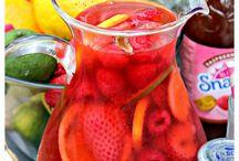 Drinks Oh my ~! / by Jennifer Clothier