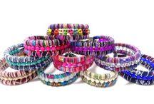 Peruvian style Bracelets