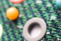 Occhielli - Eyelets / Un accessorio versatile per personalizzare in modo originale capi d'abbigliamento, borse e scarpe.