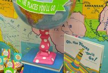 Library Displays - Travel