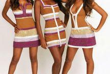 Destiny's Child Fashion