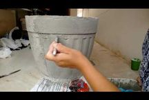vasos cimento