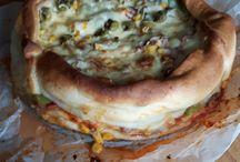 Habe es heute ausprobiert.  Es wird jetzt meine Lieblings Pizza.