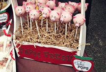 Pig Themed Party