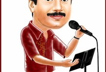 Sketches / Sketches and Caricatures by G Venugopal fans
