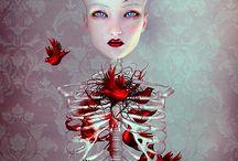 Arte macabro- Dark Art