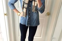 chambray outfits