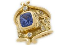 September Birthstone: Sapphire / September's birthstone was believed back in the Middle Ages to protect loved ones from harm.