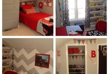 New Boy's room ideas - Xmas Project / Boys are getting new bedrooms for xmas, can create their own space. Looking for great ideas