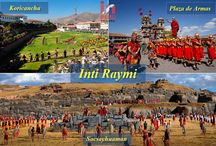 Inti Raymi / The Inti Raymi is a ceremonial festivity of invocations and offerings to the Sun, the Incas celebrated with much solemnity and veneration, to worship it and make sacrifices.