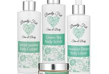 Spa Body Care Range / Pamper and protect your body with our Spa Body Care range - it will nourish and refresh your skin