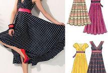 Kjoler og tøj