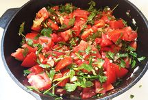 Salsa/Tomatoes / by Dianne Fleming Caldwell