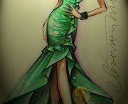 desenhos inspirações