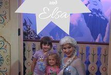 Disney World - Character Meetings