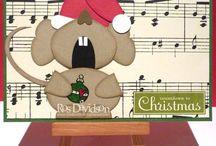 Mouse / Singing carols