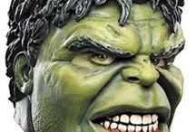 Hulk Costume /  Incredible Hulk costumes are an extraordinary decision for Halloween, theme party, or just for the sake of entertainment! In this Board you can find out pins of Hulk mask Gloves body paint and any many other things,
