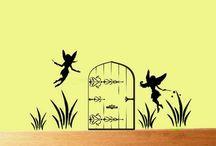 fairy baby room