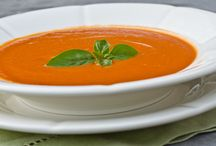 soups / by Judy Crowell