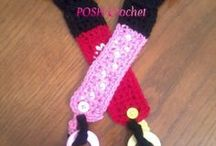 Crotchet Pacifiers