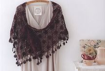 Crochet - Xales ♥❤♥