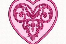 Embroidery / Machine embroidery designs