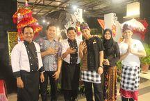 BBQ Dinner / - Melayu - Bali - Jawa