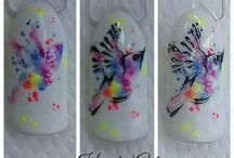 nail art con animali