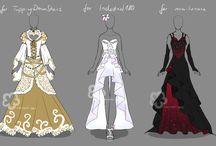 Masquerade dresses