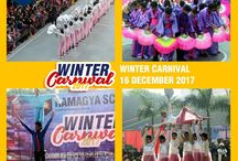 Winter carnival@Ramagya School Noida on December 16, 2017