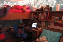 Dorm ideas / by Courtney Battle