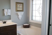 Bathroom/laundry room