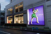 Tokyo are you ready for PINKO style? / 東京のみんな、#PINKOスタイルの準備はできてる?イタリア発のファッションブランドPINKOが東京中の女性をとりこにする日がやってきましたよ!23日のパーティーでお待ちしております! The Italian fashion brand is going to make Tokyo fall in love thanks to its unexpected femininity. Waiting for you on Thursday, the 23rd! #PINKOJapan