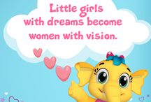 Women | Girl Power | Parenting And Other Kids Related Posters / This board is dedicated to poster & images related to Kids Activities, Parenting, Festivals etc.